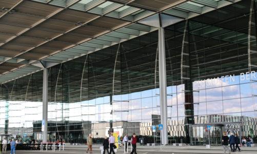 Der Flughafen BER – ein Baustellenbesuch in Schönefeld