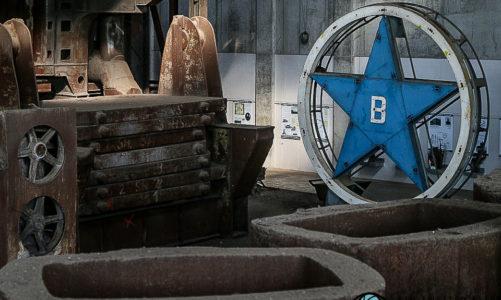Besuch im Industriemuseum Brandenburg