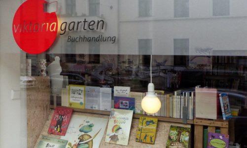 Viktoriagarten – die Adresse für Bücher in Potsdam West