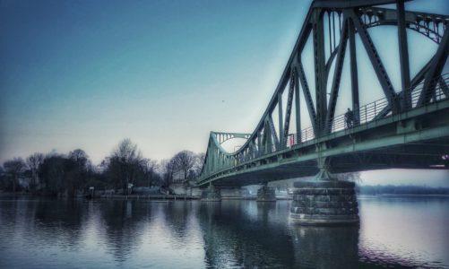 Treffpunkt Glienicker Brücke