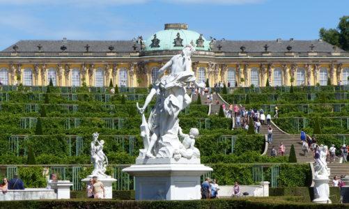 Potsdam – Stadt der Schlösser und Gärten