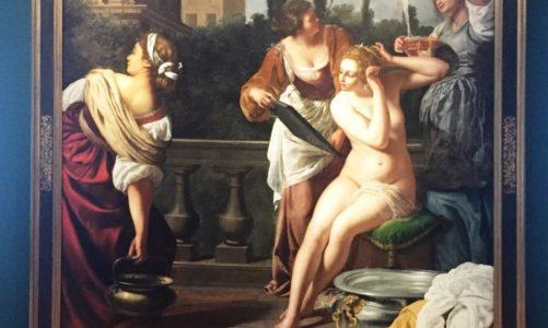 Im Barberini gibt es ein Wiedersehen mit den Gemälden von Artemisia Gentileschi