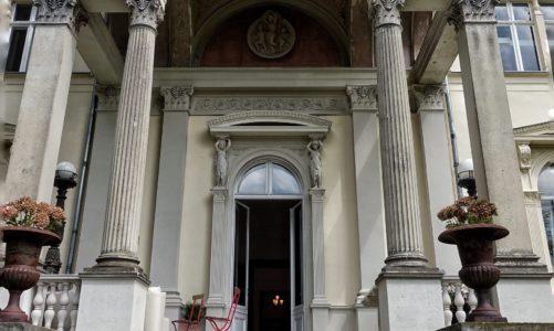 Große Pläne für die Villa Francke in Potsdam