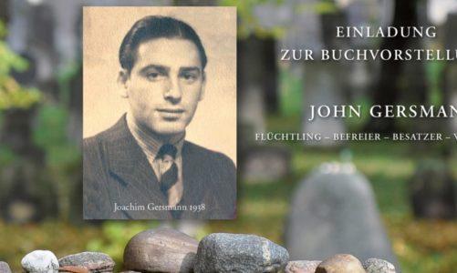 John Gersman-Buchpremiere im Potsdam-Museum