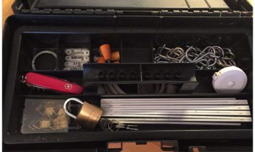 Aufräumen mit Rita Schilke – Werkzeuge sortieren und ordnen