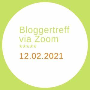 Bloggertreff via Zoom
