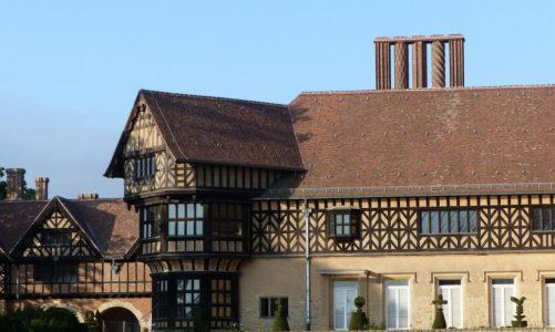 Schloß Cecilienhof – letzter Schlossbau der Hohenzollern