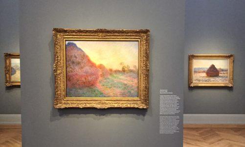 "Ein ""neuer"" Monet im Museum Barbarini"