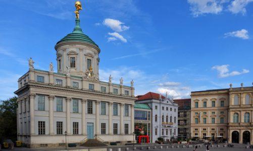 Potsdam historisch für Entdecker