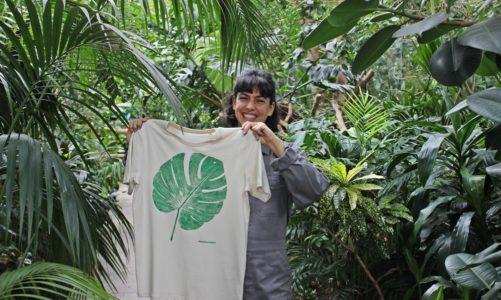 In der Biosphäre gibt es ein Stück Dschungel zum Mit-nach-Hause-nehmen