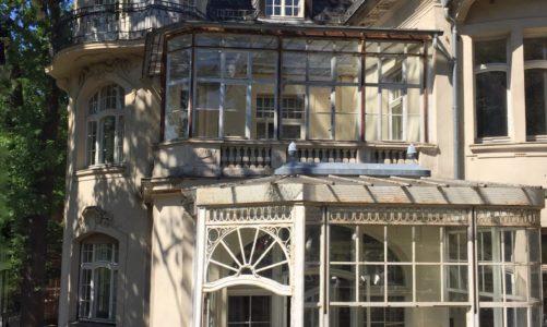 Die Löwenvilla in Potsdam – Jugendstil und Neobarock